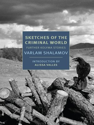 cover image of Sketches of the Criminal World