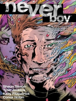 cover image of Neverboy