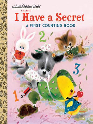 cover image of I Have a Secret