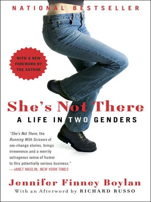 cover image of She's Not There