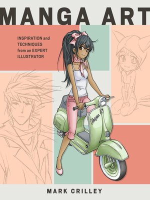 cover image of Manga Art
