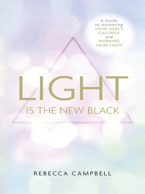 cover image of Light is the New Black