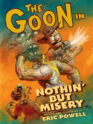 cover image of The Goon, Volume 1