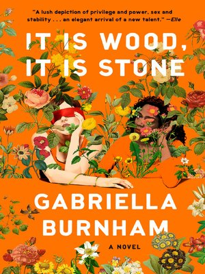 cover image of It Is Wood, It Is Stone