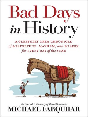 cover image of Bad Days in History