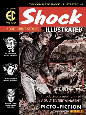 cover image of Shock Illustrated