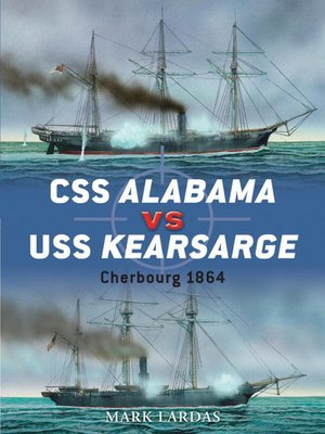 cover image of CSS Alabama vs USS Kearsarge