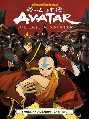 cover image of Avatar: The Last Airbender - Smoke and Shadow (2015), Part Two