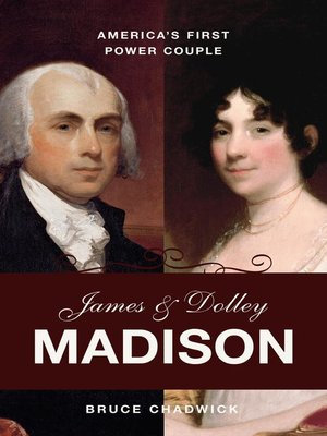 cover image of James and Dolley Madison