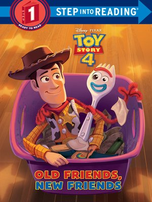 cover image of Old Friends, New Friends (Disney/Pixar Toy Story 4)