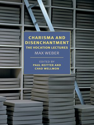 cover image of Charisma and Disenchantment