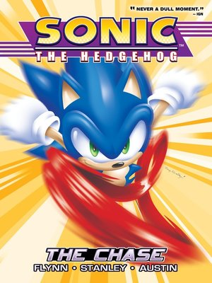 cover image of Sonic the Hedgehog 2: The Chase