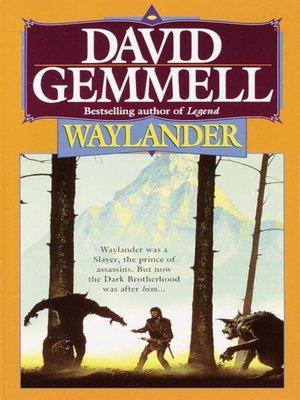 cover image of Waylander