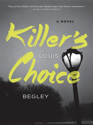 cover image of Killer's Choice
