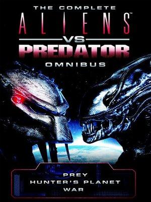 cover image of Aliens vs Predator Omnibus
