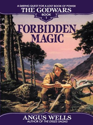 cover image of Forbidden Magic