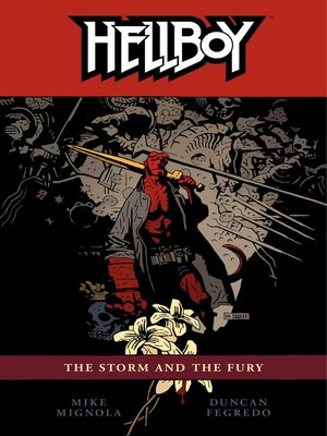 cover image of Hellboy (1994), Volume 12