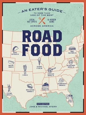 cover image of Roadfood