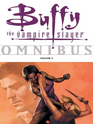 cover image of Buffy Omnibus, Volume 4
