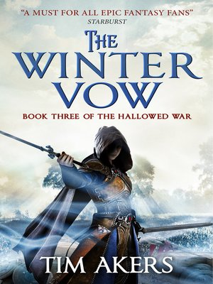 cover image of The Winter Vow