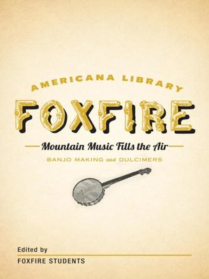 cover image of Mountain Music Fills the Air