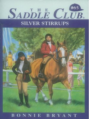 cover image of Silver Stirrups