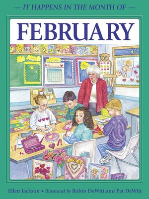 cover image of It Happens in the Month of February