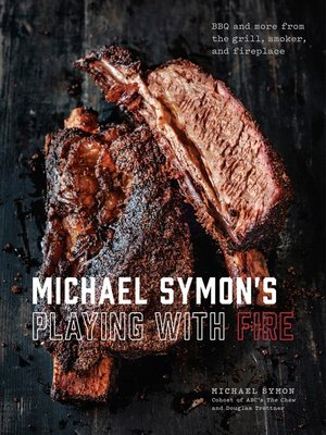 cover image of Michael Symon's Playing with Fire