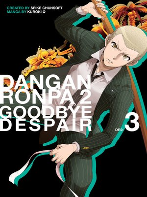 cover image of Danganronpa 2: Goodbye Despair, Volume 3