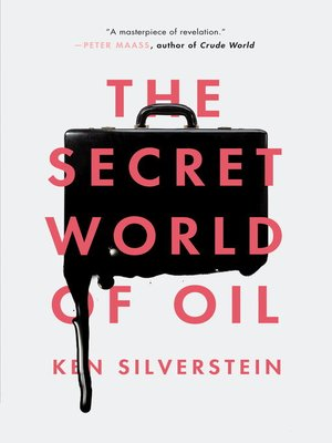 cover image of The Secret World of Oil