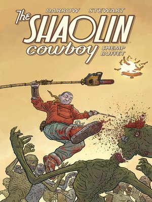 cover image of Shaolin Cowboy