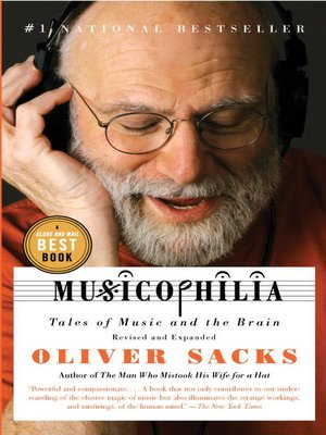 cover image of Musicophilia