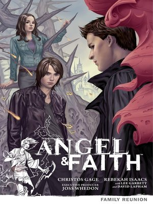 cover image of Angel & Faith, Volume 3