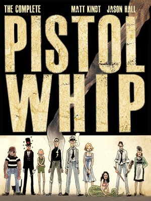 cover image of Pistolwhip