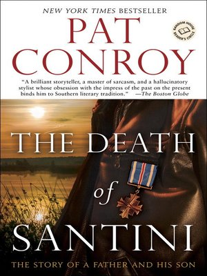 cover image of The Death of Santini
