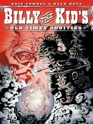 cover image of Billy the Kid's Old-Timey Oddities, Volume 1