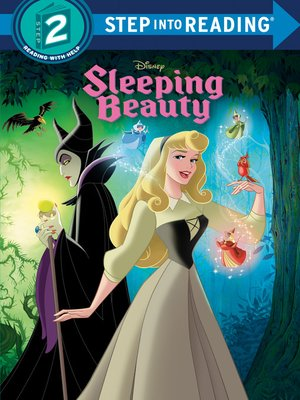 cover image of Sleeping Beauty Step into Reading