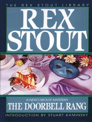 cover image of The Doorbell Rang