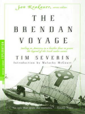 cover image of The Brendan Voyage