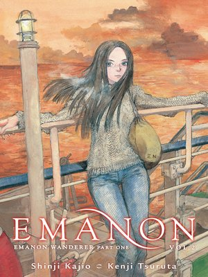 cover image of Emanon Volume 2