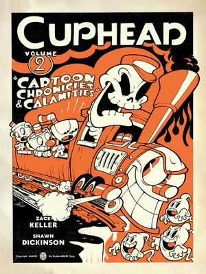 cover image of Cuphead Volume 2