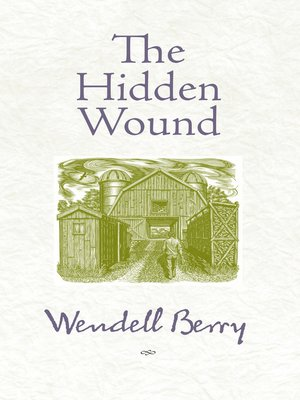 cover image of The Hidden Wound