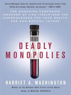 cover image of Deadly Monopolies