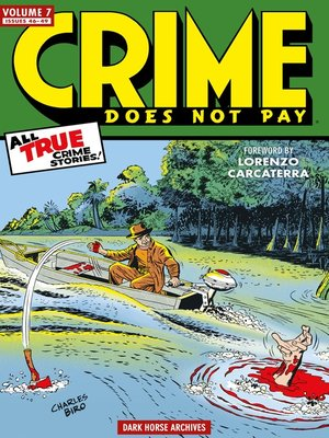 cover image of Crime Does Not Pay Archives, Volume 7