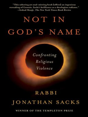 cover image of Not in God's Name
