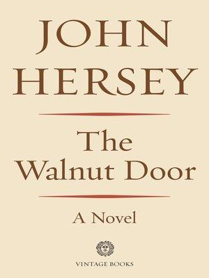cover image of The Walnut Door