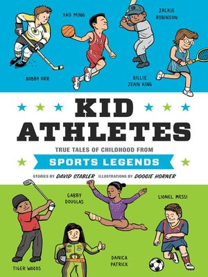 cover image of Kid Athletes