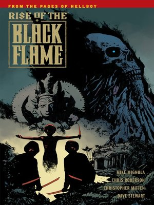 cover image of Rise of the Black Flame