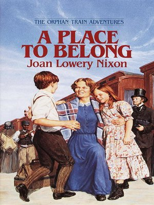 a reading report on a place to belong by joan lowery nixon