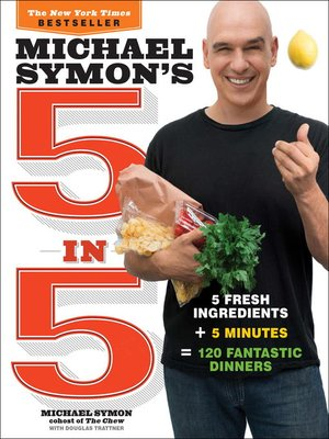 cover image of Michael Symon's 5 in 5